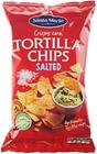 Чипсы кукурузные Тортилья с солью 185г