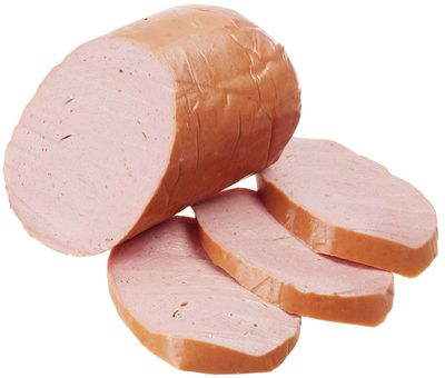 Колбаса вареная Фермерская с мясом кролика ~ 600г