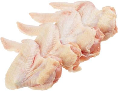 Крылья цыплят-бройлеров целые ~800г