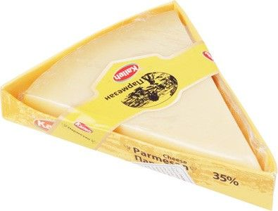 Сыр твердый Пармезан 35% жир., 150г