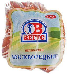 Шпикачки Москворецкие ~ 550г