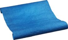 Бумага упаковочная жатая Синяя