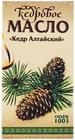 Масло кедровое Кедр Алтайский 100мл