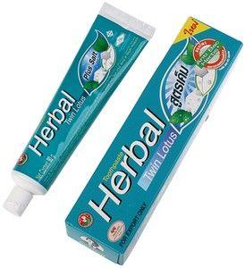 Зубная паста с травами и солью 100мл