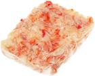 Мясо краба камчатского лапша 200г