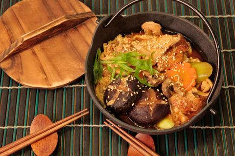 суп сямо-набэ рецепт с фото