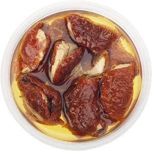 Томаты вяленые фаршированные сливочным сыром 250г