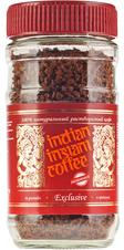 Кофе растворимый в гранулах Exclusive 100г