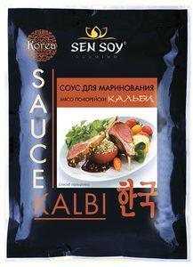 Соус Кальби для мяса по-корейски 80г