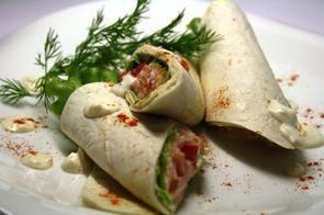 Кантри ролл салат