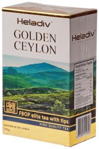 Чай черный Голден Цейлон с типсами 100г