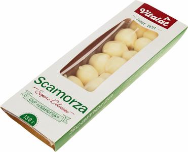 Сыр Скаморца 40% жир., 130г