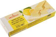 Вафли с кремом лимон-лайм 100г