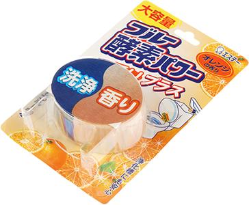 Таблетка для унитаза с ароматом Апельсина 120г