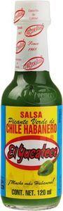 Соус Хабанеро зеленый 120мл