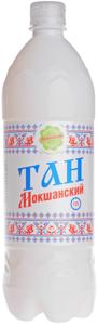 Тан кисломолочный Мокшанский 1,7% жир., 1л