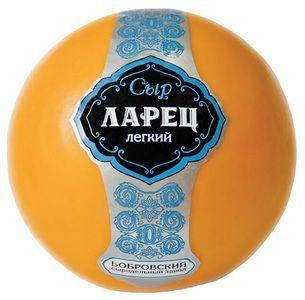 Сыр Ларец лёгкий ~ 1кг