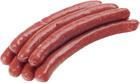 Колбаски из говядины рубленные 350г