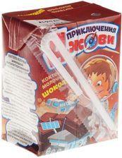 Молочный коктейль шоколадный 1,5% жир., 200мл