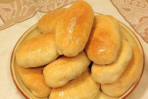 Пирожки постные Вкуснятина