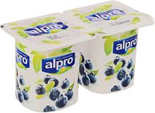 Йогурт соевый Черничный 2*125г