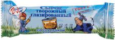 Сырок творожный с вареной сгущенкой 24% жир., 40г