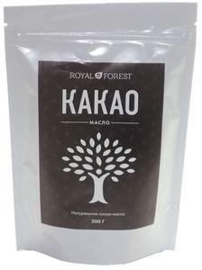 Какао-масло натуральное 200г