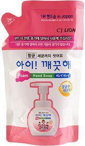 Пенное мыло для рук с ароматом лимона  200мл
