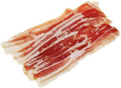 Грудинка свиная Люкс нарезка 500г
