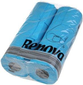 Туалетная бумага Renova Blue