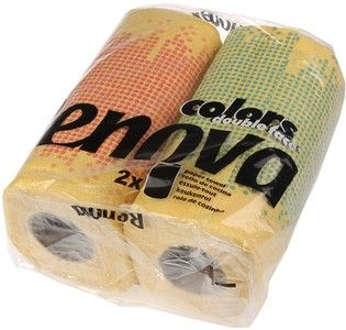 Полотенца бумажные Renova Deco