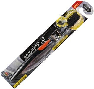 Зубная щётка  Бамбук и уголь