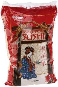 Рис Pigino для суши 1кг