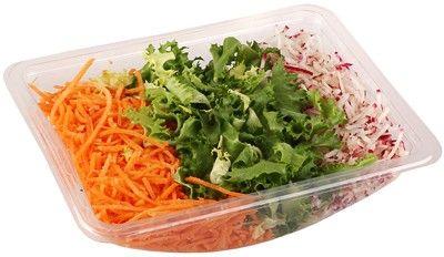 Салат из овощей Женева 250г