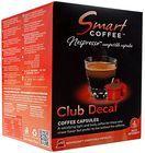 Кофе молотый Смарт Кофе Клаб Декаф 55г