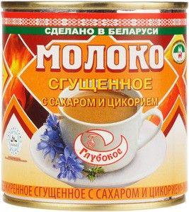 Молоко сгущенное с цикорием 7% жир., 380г