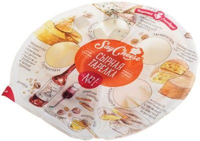 Сырная тарелка №1 185г