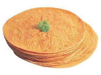 Лепешки Тортильи томатные 6 шт