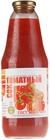 Сок томатный с мякотью и сахаром 1л