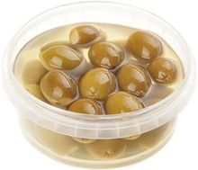 Оливки фаршированные сливочным сыром 250г