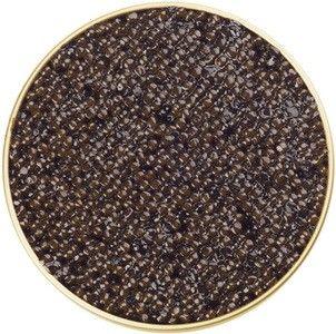Икра Императорская черная без консервантов 100г