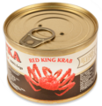 Мясо краба Камчатка, 240г