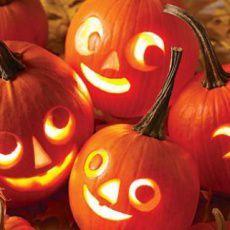 Встречаем Хэллоуин!