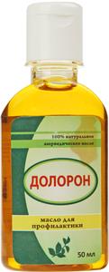 Масло аюрведическое Долорон 50мл