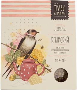 Чай травяной Крымский 2*40г