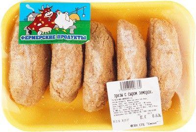 Зразы с сыром куриные ~700г
