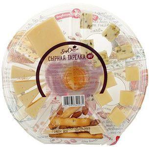 Сырная тарелка №7 185г