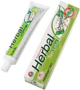 Зубная паста с травами оригинальная 100мл