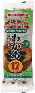 Суп мисо с вакамэ 240г
