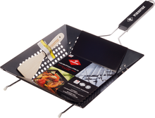 Сковорода-гриль с антипригарным покрытием 1шт